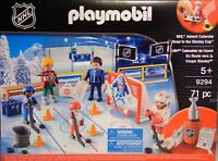 PLAYMOBIL 9294 NHL Road to the Stanley Cup Advents-Kalender Advent Calendar NEU