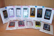 SwitchEasy Colors Schutzhülle mit Schutzfolie in OVP iPod Touch 2G / 4G  - L52