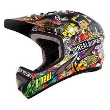 O'neal Backflip Fidlock MTB DH FR Full Face Helmet CRANK Size XL