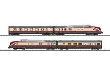 """Trix 22261 TEE Diesel-Triebzug Baureihe VT 11.5 """"Helvetia"""" DB H0 DC Sound Neu"""