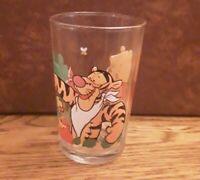 Vintage Disney Winnie The Pooh, Piglet & Tigger Glass