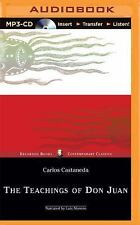 The Teachings of Don Juan : A Yaqui Way of Knowledge by Carlos Castaneda...