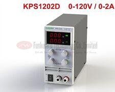 KPS1202D Adjustable Mini Switch DC Power Supply Output 0-120V 0-2A AC110-220V