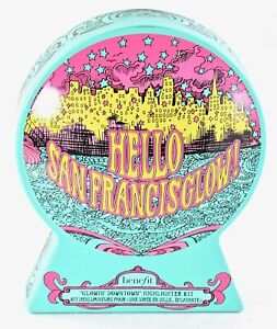 Benefit Cosmetics Hello SanFrancisGLOW! Glowin' Downtown Highlighter Kit - Limit