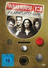 WAREHOUSE 13-DIE KOMPLETTE SERIE 2 DVD NEU