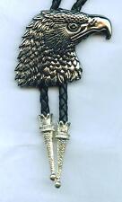 Bolotie Adler Indianer Western  Cowboy hochwertige Ausführung mit Messingkorpus