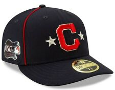 "CLEVELAND INDIANS New Era 59FIFTY 2019 ALL-STAR Baseball Cap Hat Size 7 3/8"" $40"