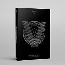 WAYV [TAKE OVER THE MOON - SEQUEL] 2nd Mini Album CD+Foto Buch+3p Karte SEALED