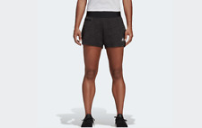 Pantalones Cortos adidas Mujer Bermudas DW8439 Id Stadium Gris Negro Grays Black