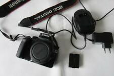 Canon EOS 1100D 12.2MP Digital-SLR DSLR Camera (Camcorder) - Body Only - BLACK