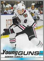 2019-20 Upper Deck Young Guns Dominik Kubalik Rookie # 246 NM/MT RC