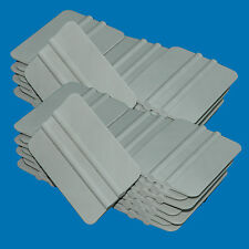 Plastic Squeegee Applicators for Sign Vinyl Application Pack of 80