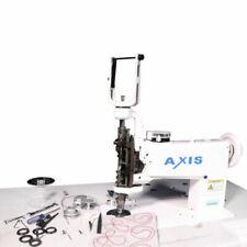 Máquina combinada de costura y bordado