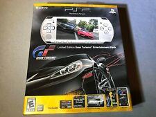 Sony PlayStation Portátil PSP 3000 blanco consola Batería negro Japón ver