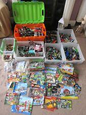 LEGO job lot SETS BUNDLE 17KG ninjago star wars scooby doo pirates minifigures