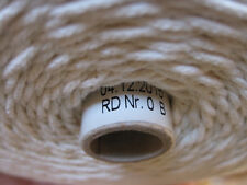1kg Rolle Kerzen Docht (1290m Spule) Runddocht Nr.0  NUR 5 Cent pro Meter