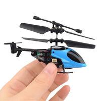 Micro Drone Mini Nano Remote Control RC Helicopter Toys for Kids Gift New