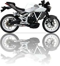 HYOSUNG GD 250 EXIV  IXIL L3XB Exhaust  New Model