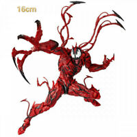 Red Venom Yamaguchi Carnage Marvel PVC Action Figure Model Collection Toy Gift