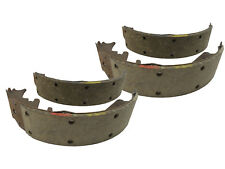 Set of  Rear Brake Shoes with Bendix Lining Absco RR583 RR-583
