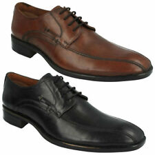 Mavericks 100% Leather Upper Square Formal Shoes for Men