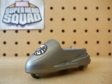 Marvel Super Hero Squad SHIELD JET BOARD sled Accessory from Helicarrier Playset