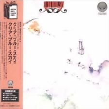 CLEAR BLUE SKY Clear Blue Sky RARE OOP JAPANESE IMPORT REMAST PAPER SLV CD