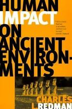 Human Impact on Ancient Environments, Charles L. Redman, Acceptable Book