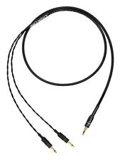 """Corpse Cable GraveDigger for FOCAL ELEAR / CLEAR, SONY MDR-Z1R - 1/8"""" Plug - 4ft"""