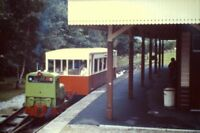 PHOTO  LINCOLNSHIRE ALFORD RAILWAY STATION 1986