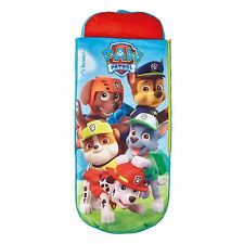 PAW PATROL JUNIOR READY BED SLEEPOVER SOLUTION CAMP TRAVEL FREE P+P NEW