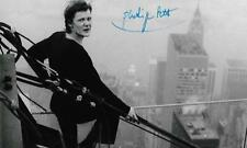Philippe Petit signed World Trade Towers Wire Walker Very RARE COA LOOK!