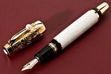 New ,Rare Montblanc BOHEME Lacquer AKOYA Pearl Fountain Pen