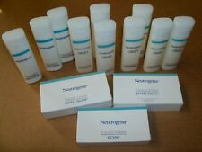 NEUTROGENA TRAVEL SIZE PERSONAL CARE SHAMPOO CONDITIONER LOTION & BAR SOAP