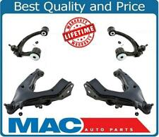 98-07 LX470 Land Cruiser 2 Upper And 2 Lower Control Arms With Ball Joint