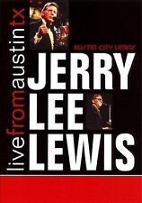 Jerry Lee Lewis - Live from Austin, TX  (NEW DVD, Jun-2007, New West)