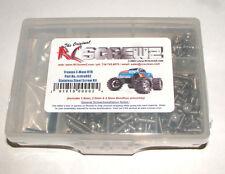 TRAXXAS E-MAXX RC SCREWZ SCREW SET STAINLESS STEEL TRA002