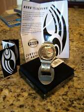 FOSSIL Limited edt  STAR TREK PICARD BORG WATCH !!! NEW
