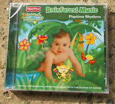 FISHER PRICE: Rainforest Music- Playtime Rhythms FREE POST