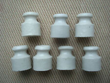 7St. Keramisch Isolator Porzellan Keramik Iisolator für Litze Ceramic Insulator