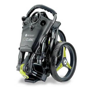 Motocaddy PTRL001 Cube Push Trolley - Lime