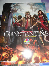 2014  NYCC   FROM  DC COMICS     CONSTANTINE small PROMO POSTER
