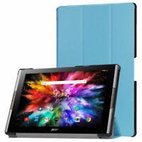 Schutz Hülle für Acer ICONIA Tab 10 A3-A50 Flip Case Slim Cover Ständer Magnet