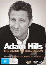 The Adam Hills - Live Collection (DVD, 2017, 3-Disc Set)
