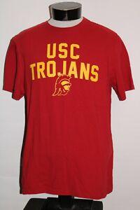 USC TROJANS Mens Large L T shirt Combine ship Discount