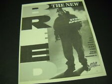 The New Breed Posse 1993 Promo Ad D.O.C. 2 Pac Colin Wolfe Warren G mint cond