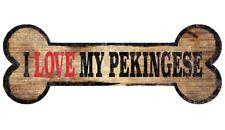 Pekingese Sign – I Love My Bone 3×10