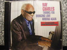CD Ray Charles / Thanks for Bringing Love around again – Album Collecton - OVP