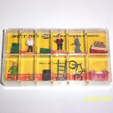 More details for c.1960 hornby dublo dinky toys 054 railway station personnel excellent condition