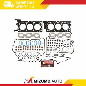 Head Gasket Set Fit 04-06 Mazda Tribute Ford Taurus Mercury Sable 3.0 AJ VIN S